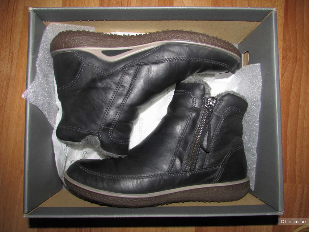 Зимние ботинки Ecco 37