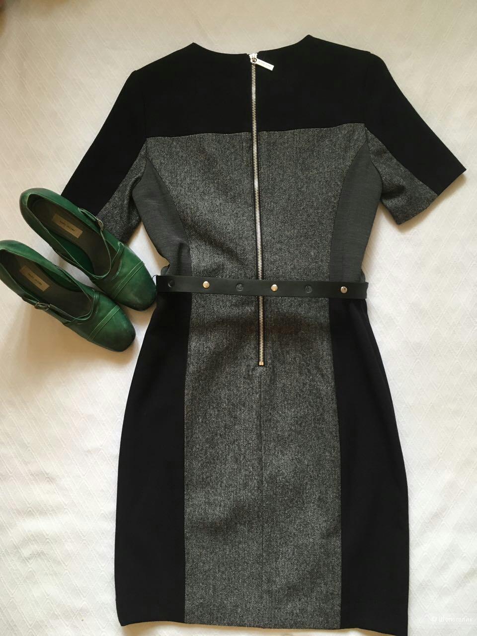Платье теплое с шерстью Mickael Kors (USA) Размер S (44 рос)