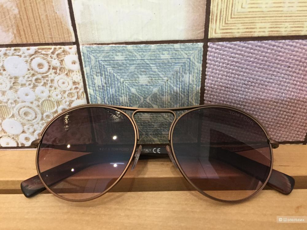 Солнцезащитные очки Tom Ford Unisex Jessie, 54mm