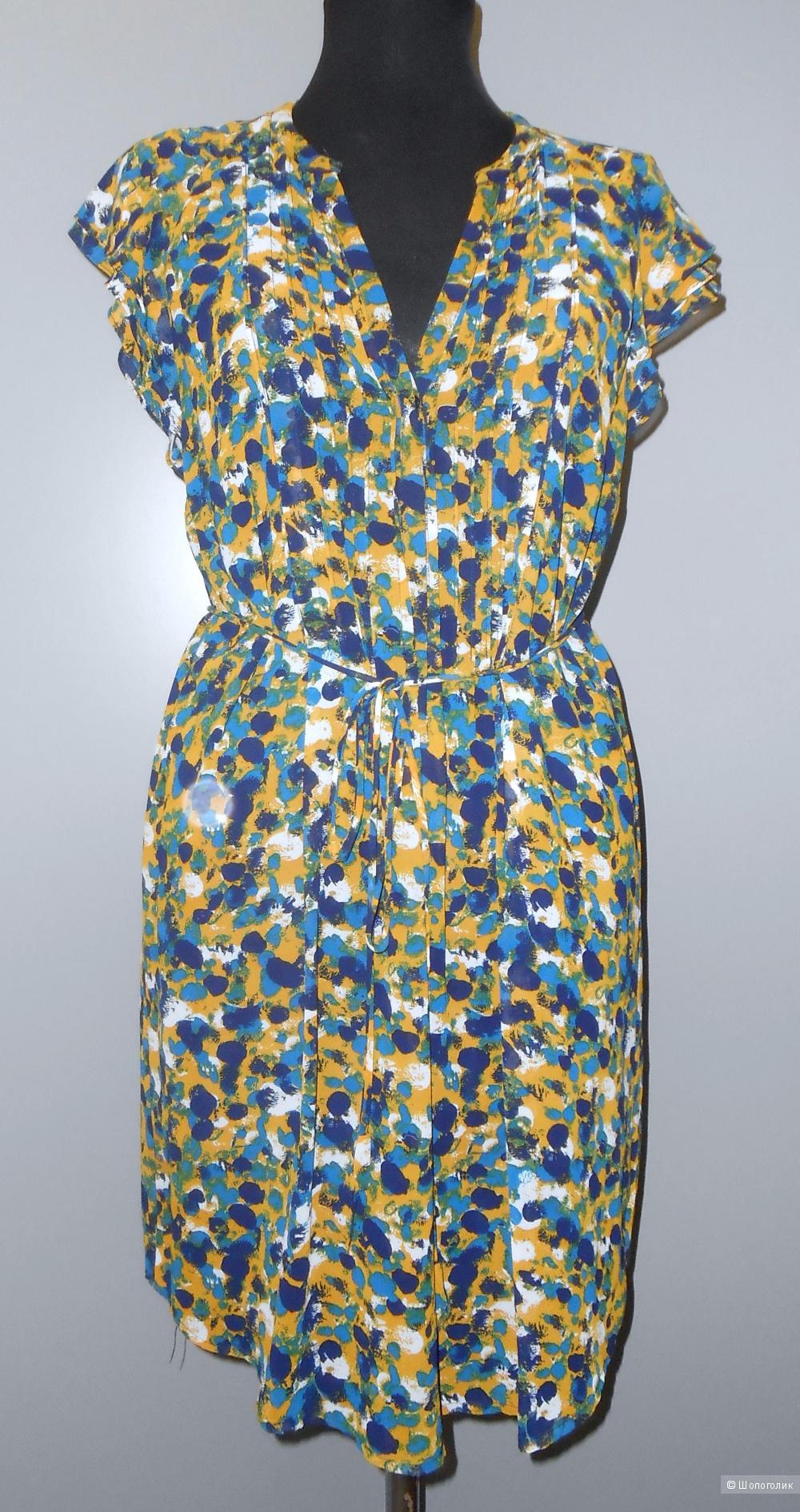 Платье H&M, маркировка 40 EUR (48 RUS)