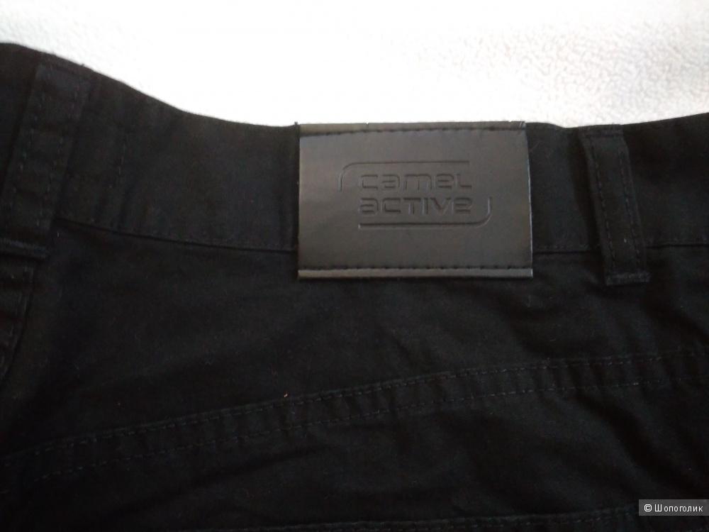 Черные мужские шорты Camel Active 48-50RUS