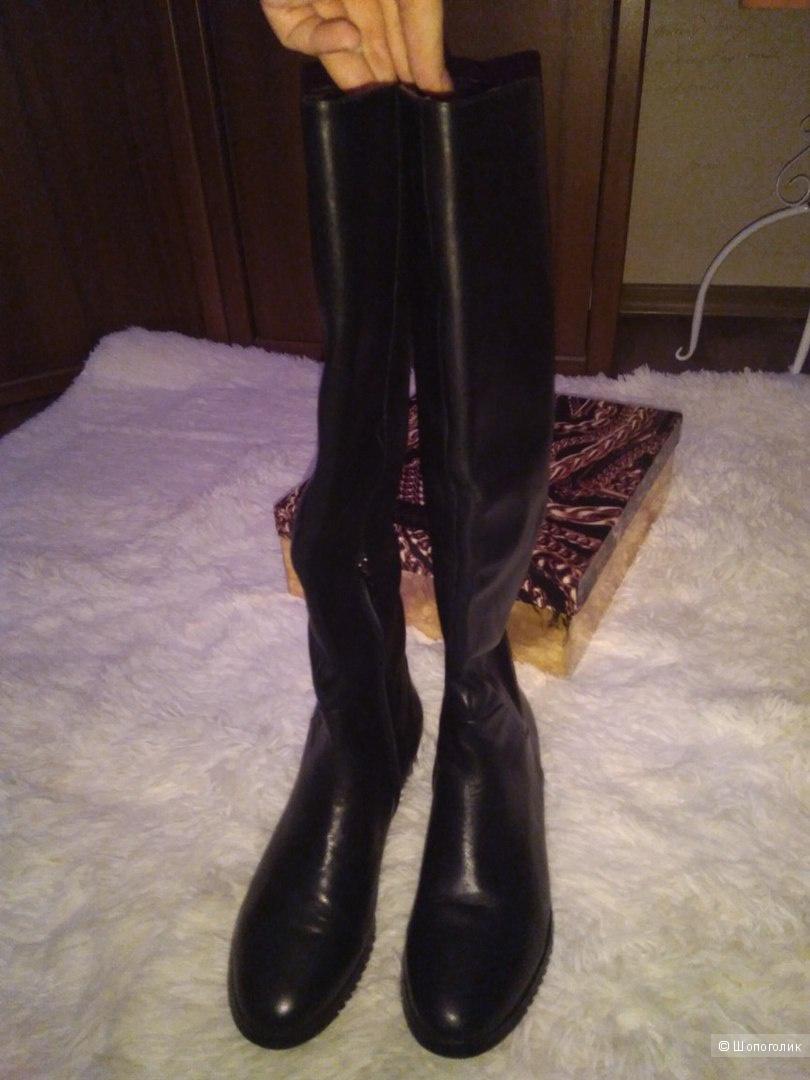 Сапоги Attizzare,натуральная кожа,размер 37