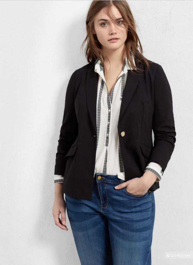 Новый пиджак MANGO 48 eur на 54 56