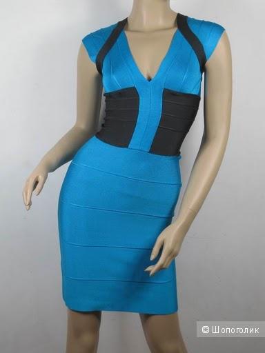 Бандажное платье 40-42