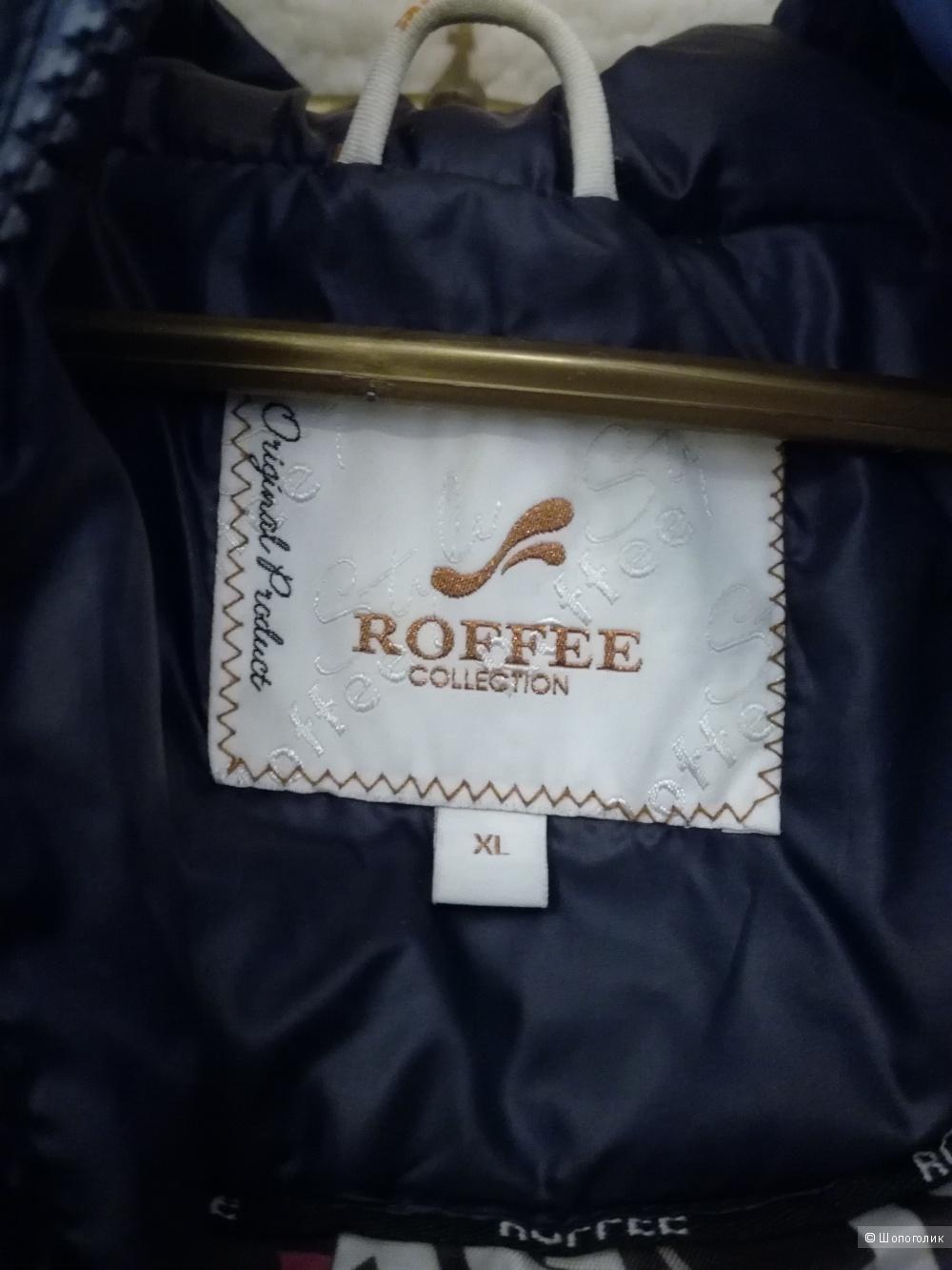 Куртка фирмы ROFFEE,размер XL на наш 46-48.
