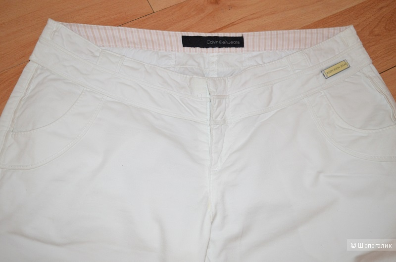 Бриджи Calvin Klein Jeans , размер  44 (W: 29).