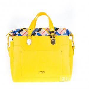Женская сумка Liu Jo, 3 сумки в 1, размеры: 38,0 см х 30,0 см х 17,0 см