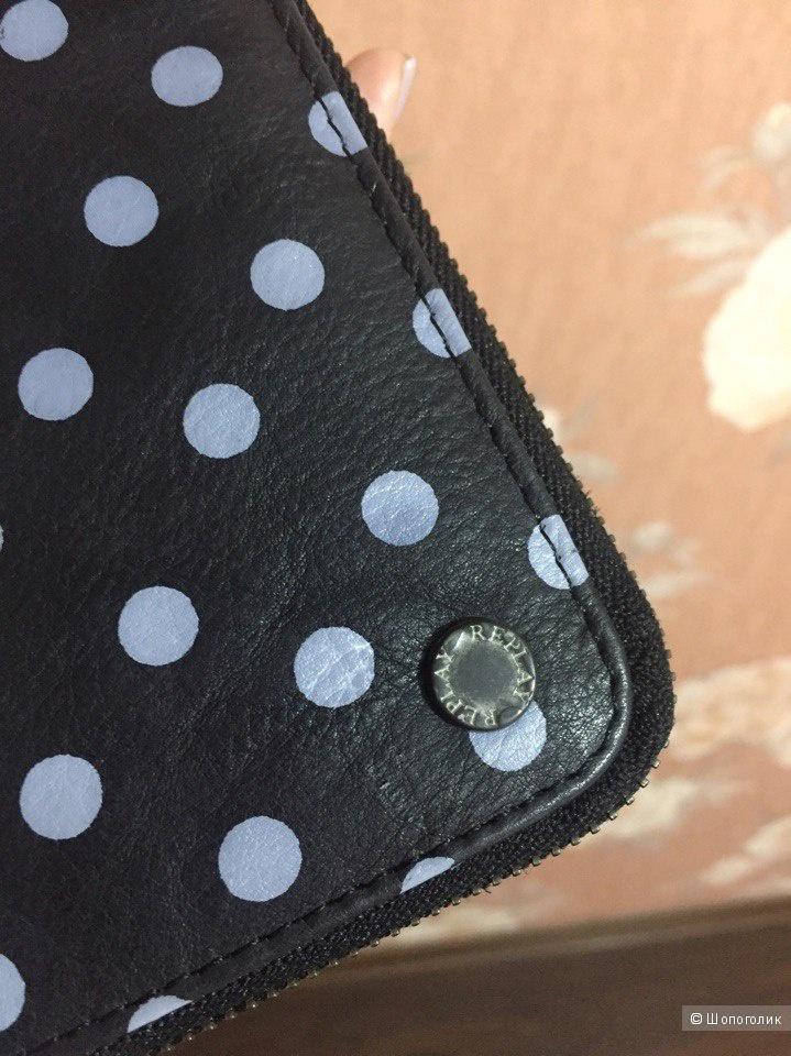 Новый кожаный кошелек Replay