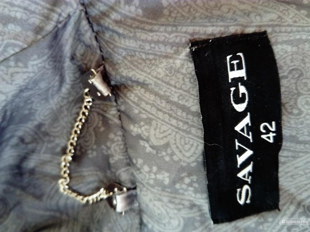 Пуховик Savage 42 размер