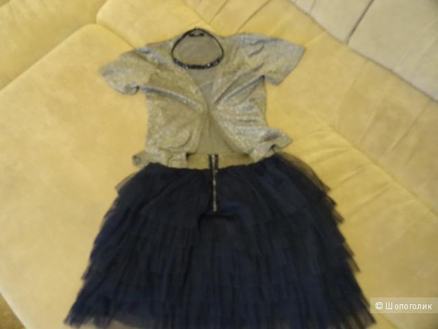 "Юбка-пачка ""A Wear"", размер 42-44, б/у"