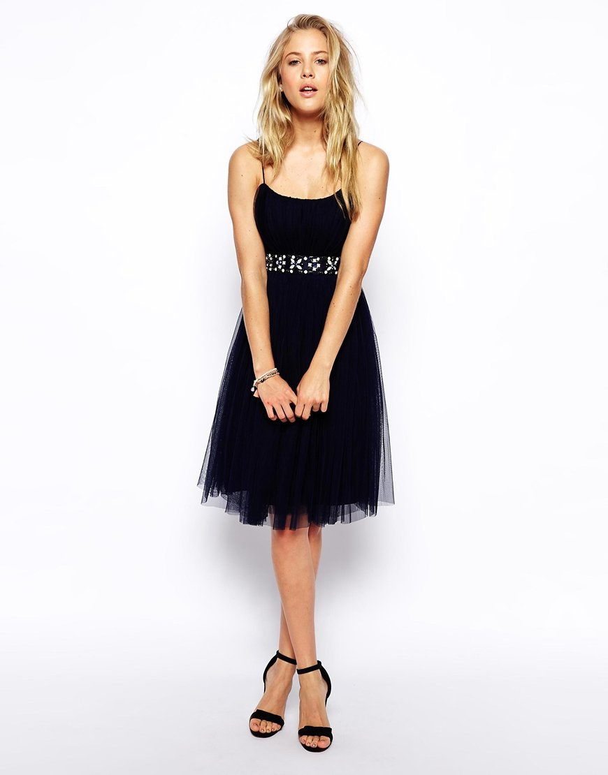 Балетное платье миди из тюля Needle & Thread, размер 10 UK