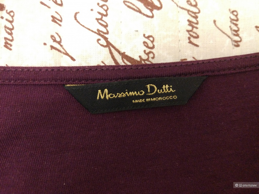 Блуза Massimo Dutti размера 34 (S)