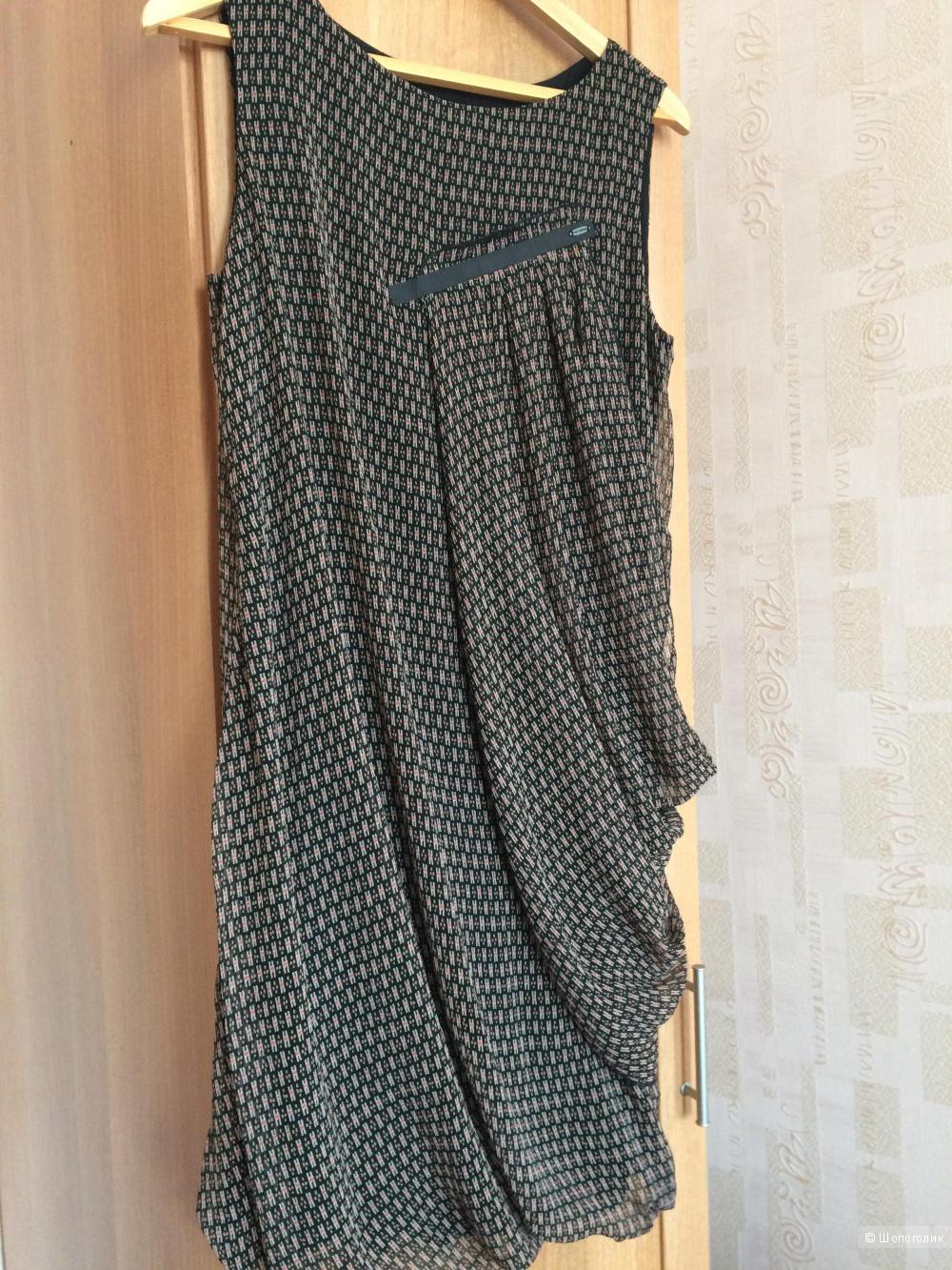 Платье-сарафан 42-44-46 размера. Французского бренда COP COPINE..