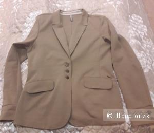 Трикотажный пиджак Woolrich 46 размера