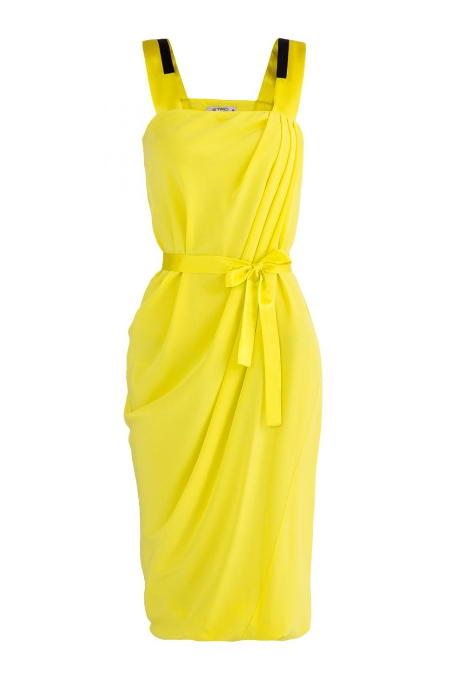 Шелковое платье Etro размер 40IT (российский 42) новое, оригинал