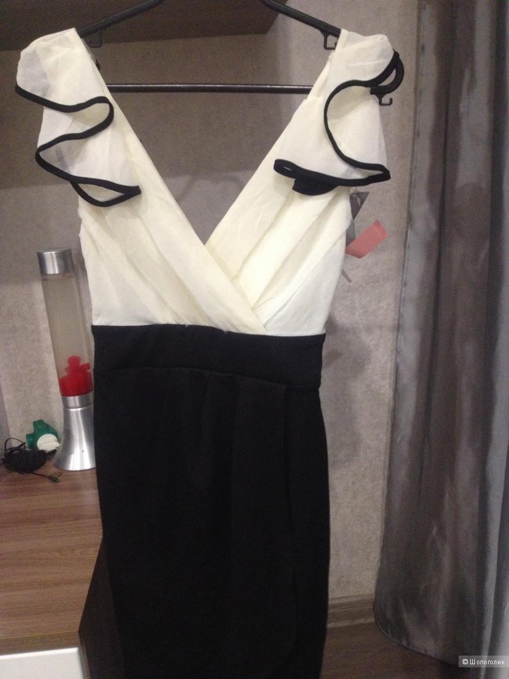 Новое платье Lipsy 8 UK