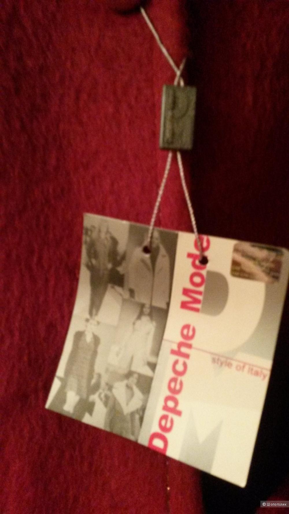 Пальто демисезонное, Depeche Mode, 46 р.