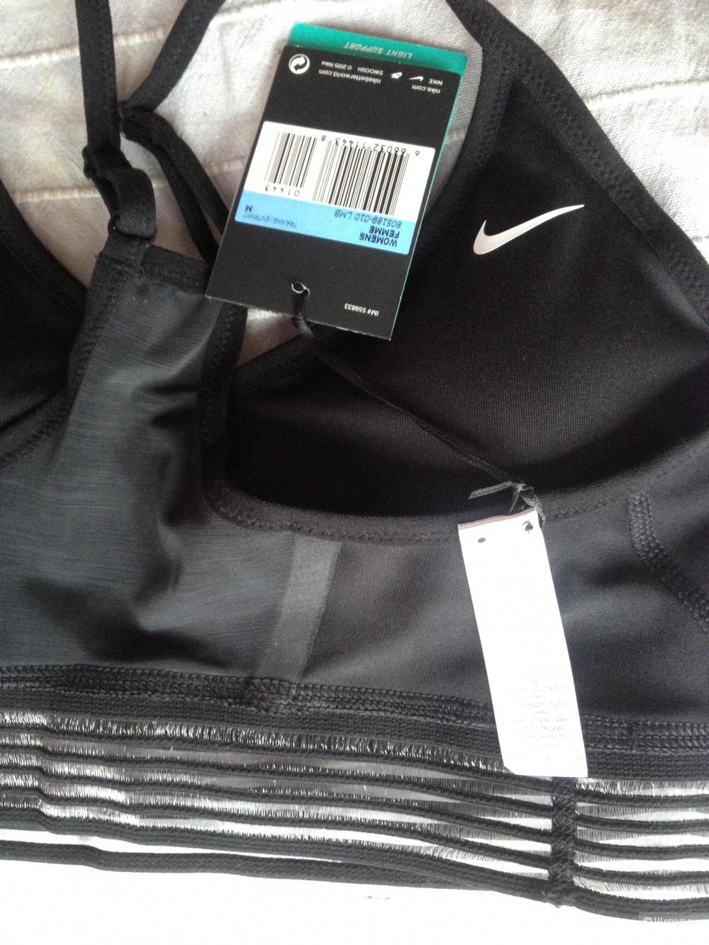 Новый топ Nike, размер М(44-46)