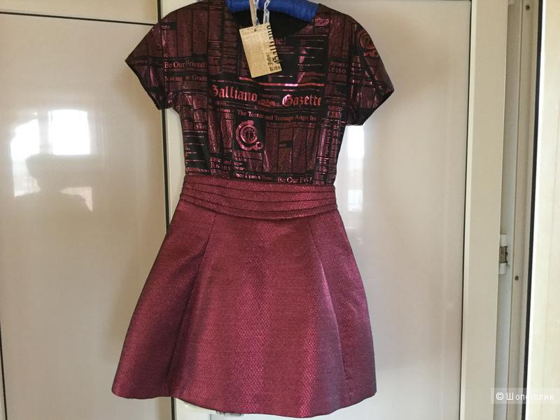 Платье Jonn Galliano 14 лет