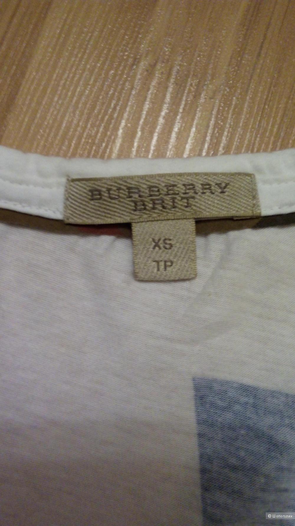 Футболка BURBERRY BRIT, XS