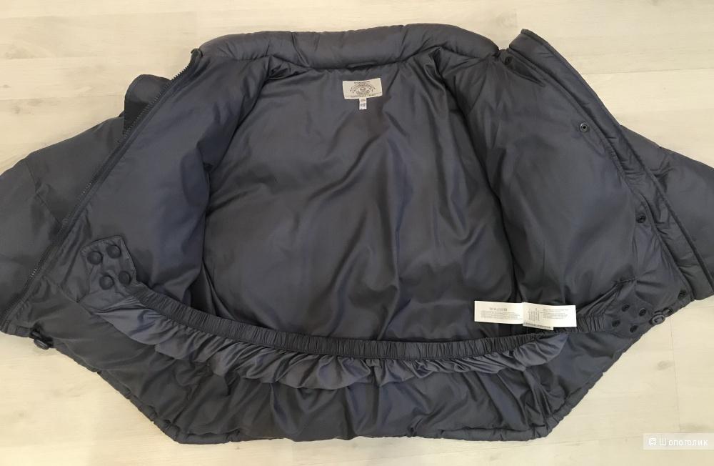 Пуховик Armani Jeans кардиган Cache размер 48 50
