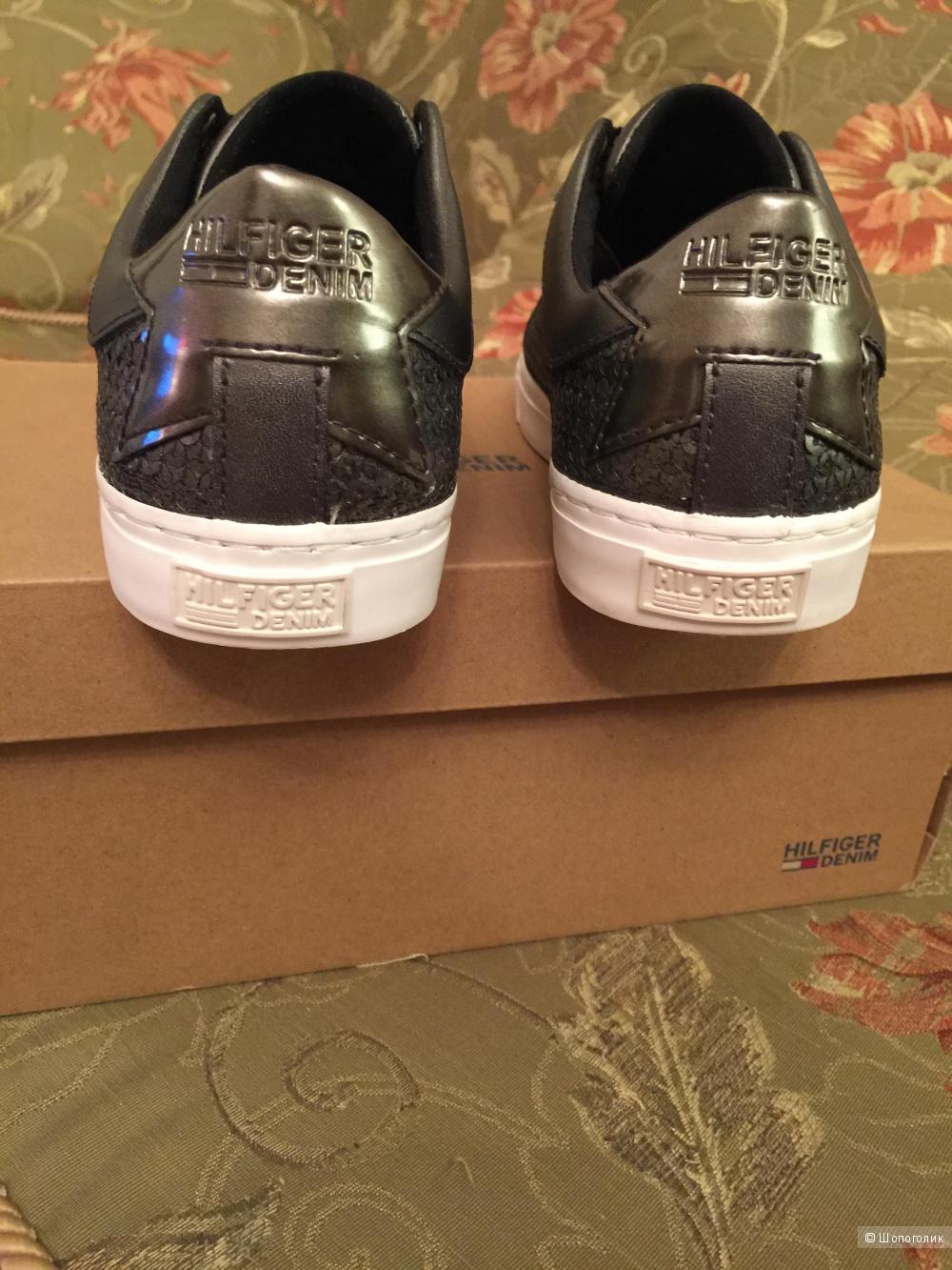 Кроссовки-кеды Tommy Hilfiger 37 размер