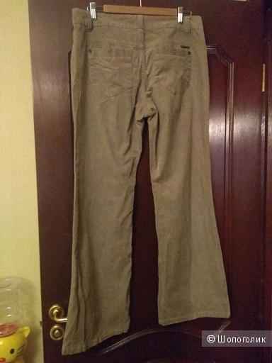 Вельветовые джинсы DKNY, 12 размер (48-50)