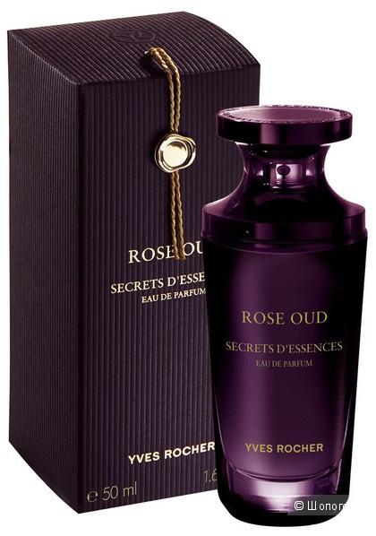 "Парфюмированная вода ""Rose Oud"", 50 мл"