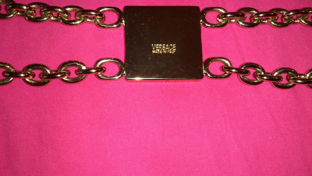Ремень  Versace, размер 100