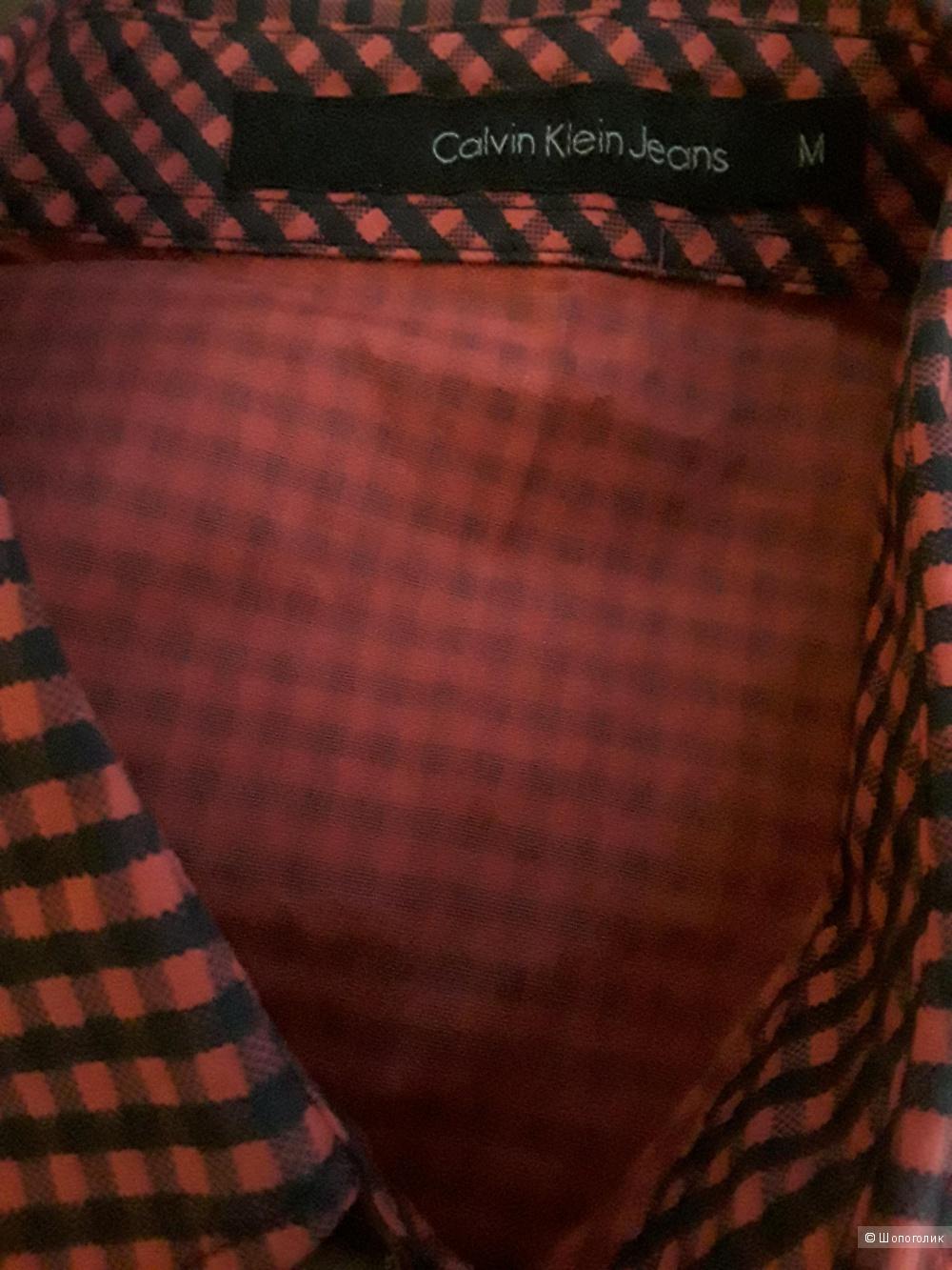 Рубашка Calvin Klein размер 44-46