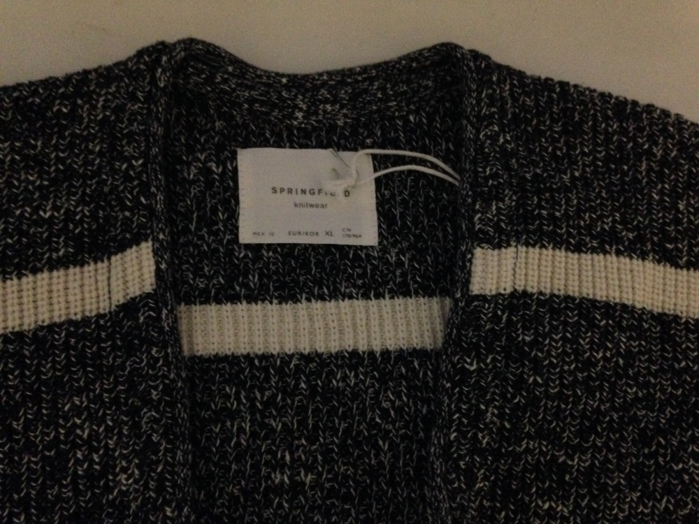 "Кардиган "" SPRINGFIELD "", 48-50 размер, Дания."
