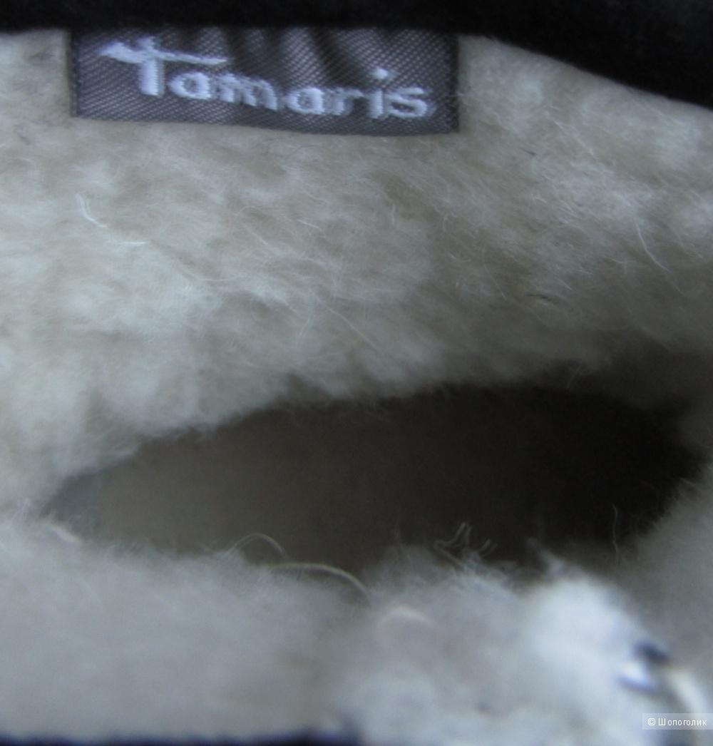 Новые зимние полусапоги Tamaris р. 38