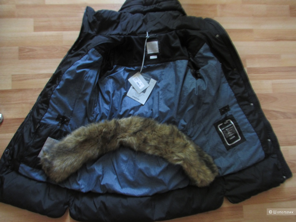 Новая зимняя куртка Geox р. 48IT