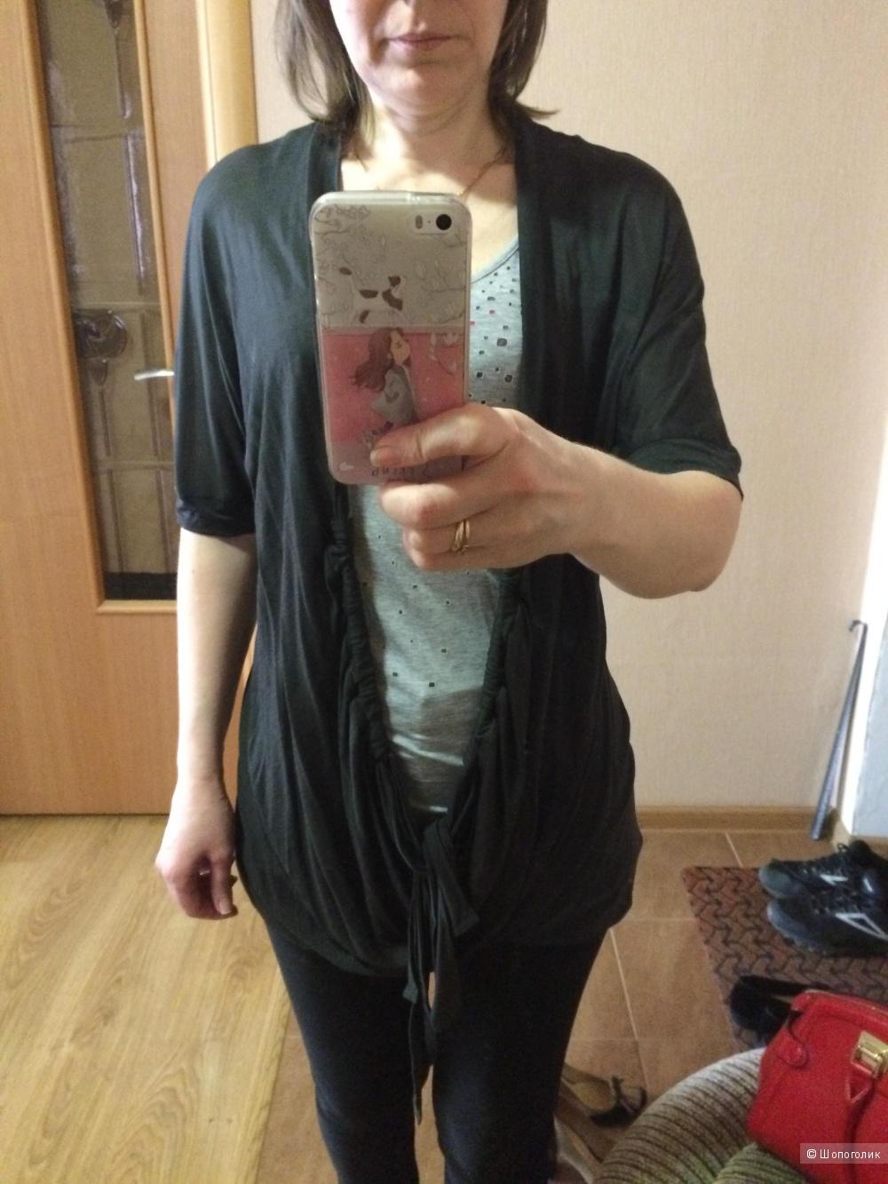 Женская туника размер 44-46, французского бренда COP COPINE, новая.
