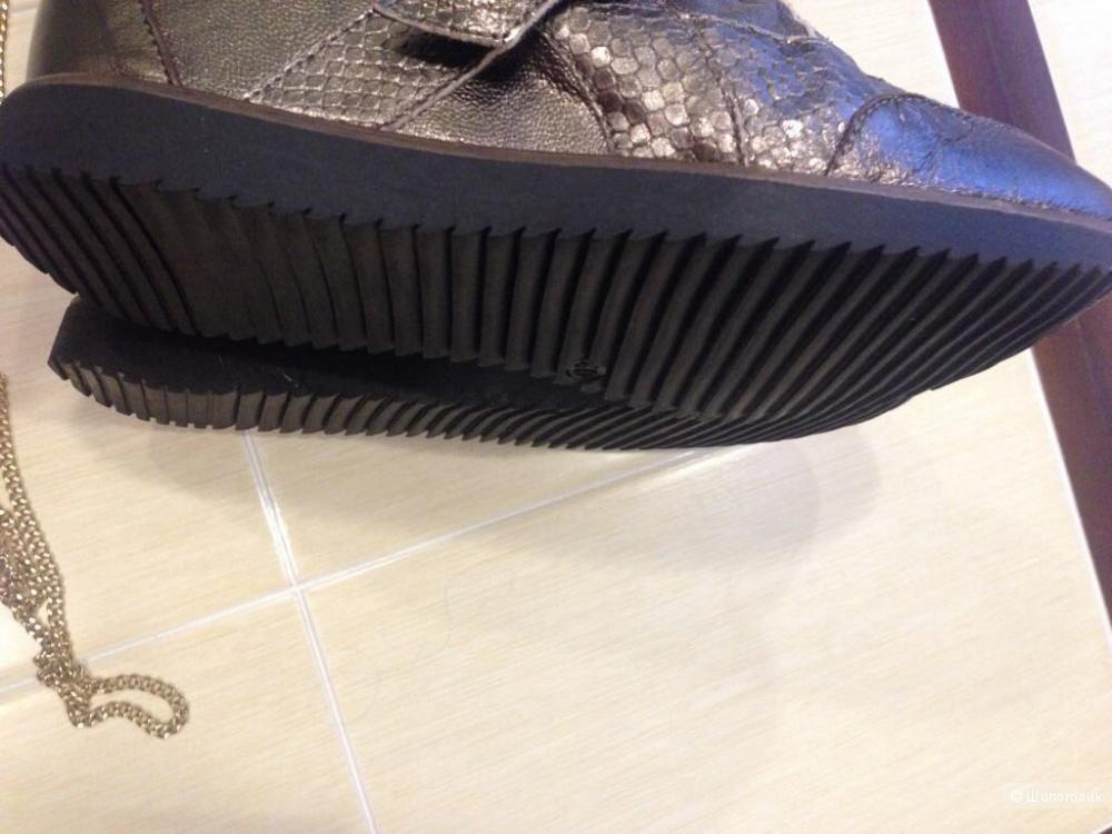 Ботинки NUDE,40