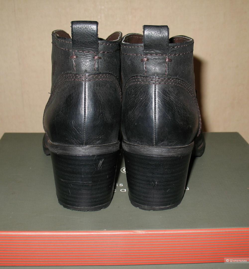 Ботинки CARNABY, натуральная кожа, размер 38