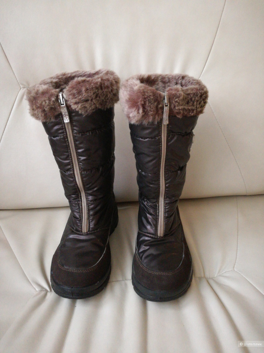 Сапожки Alaska originale, размер 31