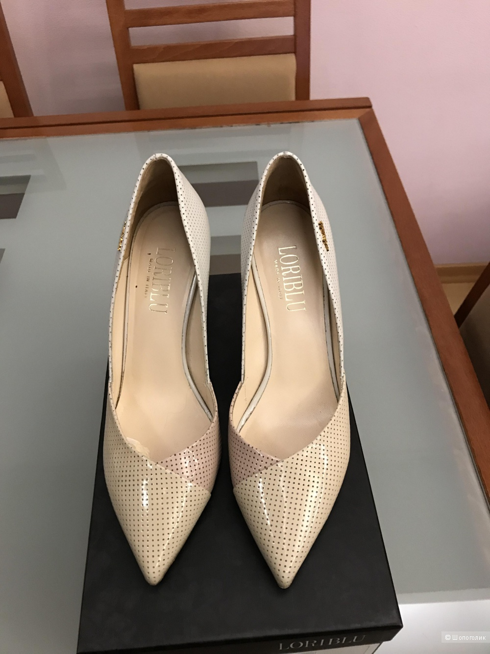 Туфли Loriblu 39 размер