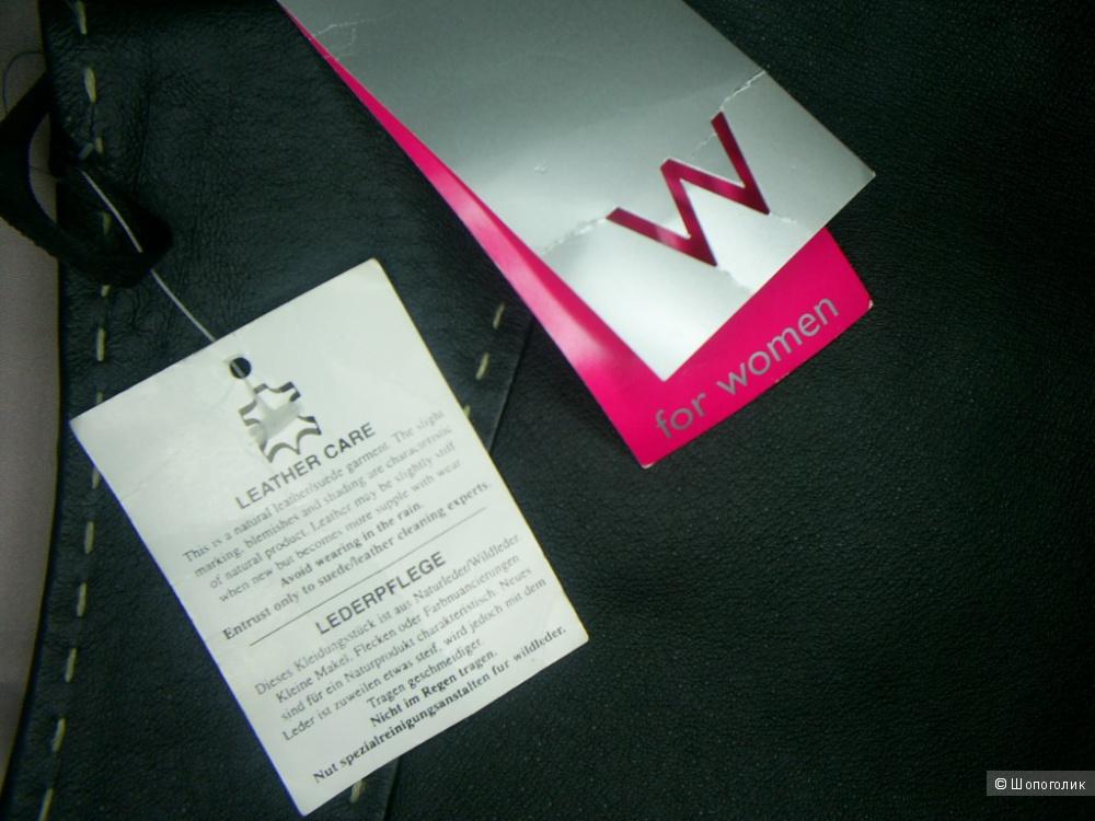 Юбка из натуральной кожи For Woman р 10 евр на 44 русс.