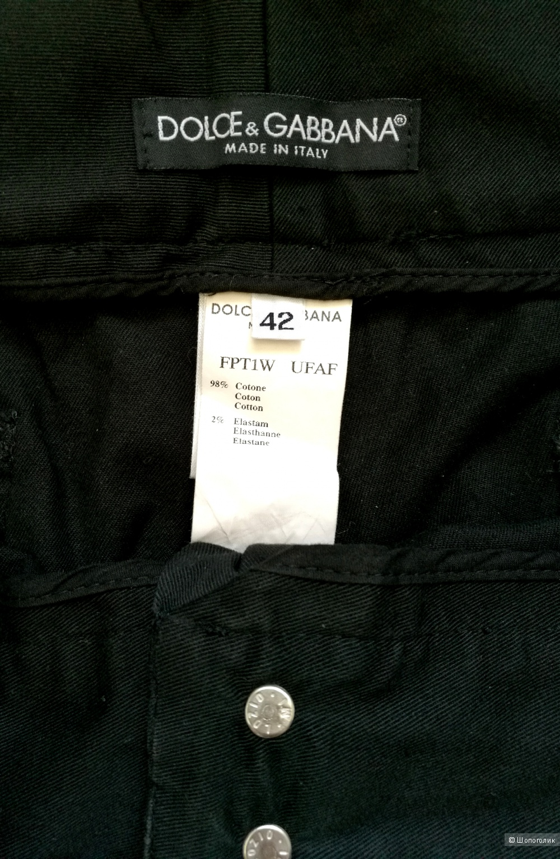 Dolce&Gabbana, Джинсы-брюки. 42it( 44 наш)