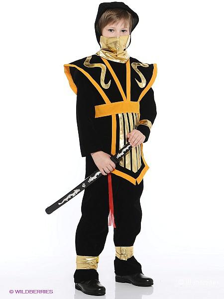 Детский карнавальные костюм Батик 134 р-р