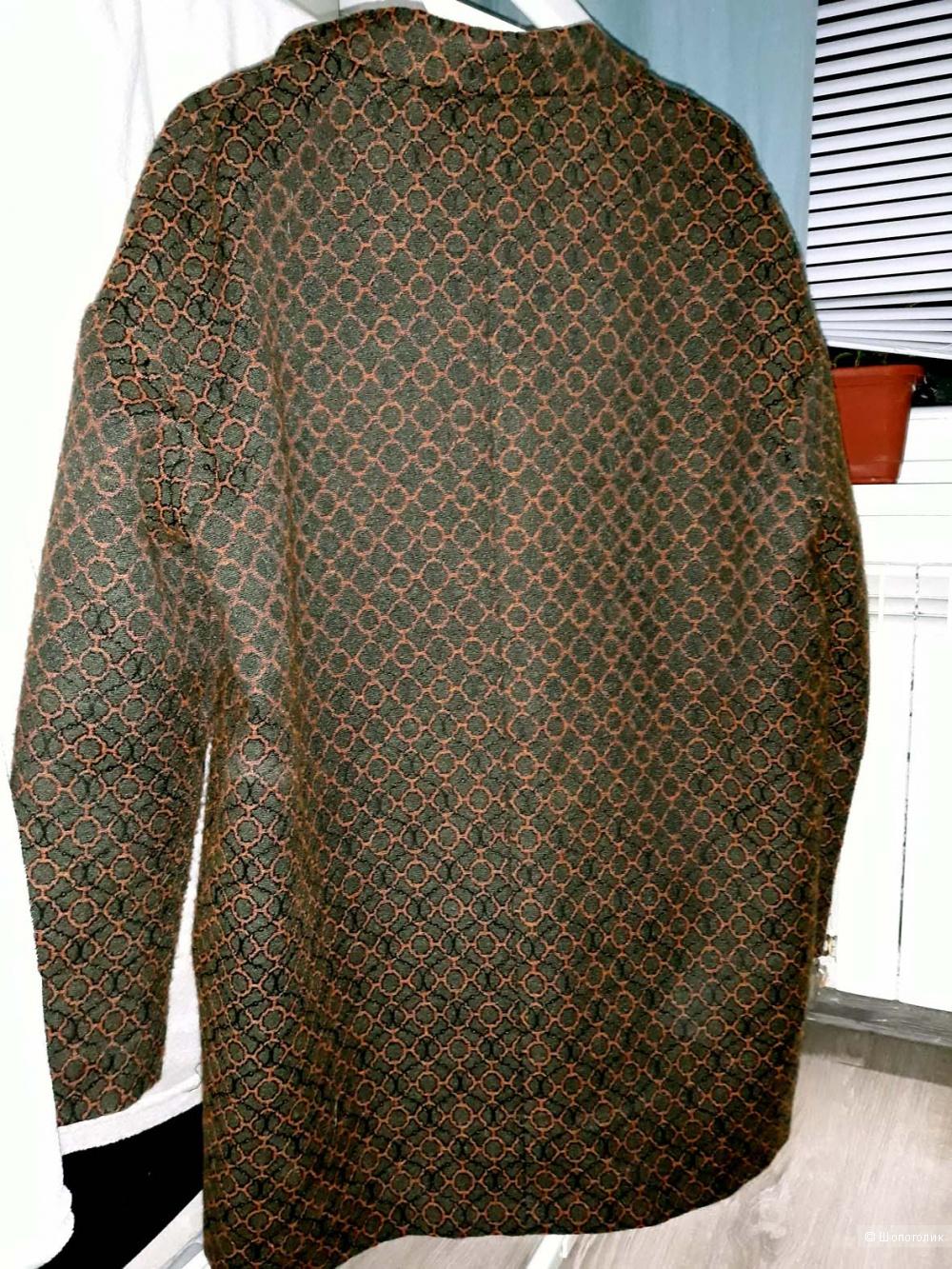 Пальто оверсайз 44 размера