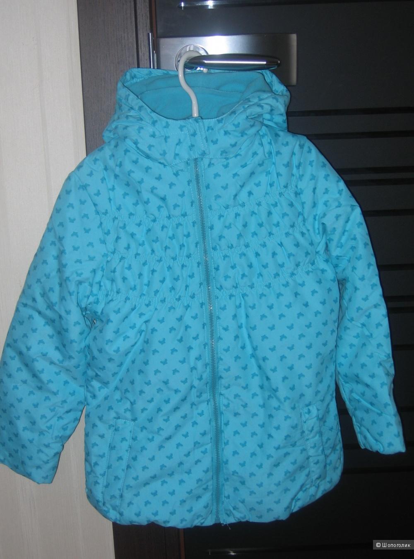 Куртка демисезонная 128см