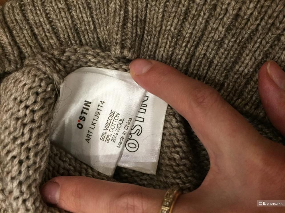 Шерстяное платье Ostin 42-44 российский размер