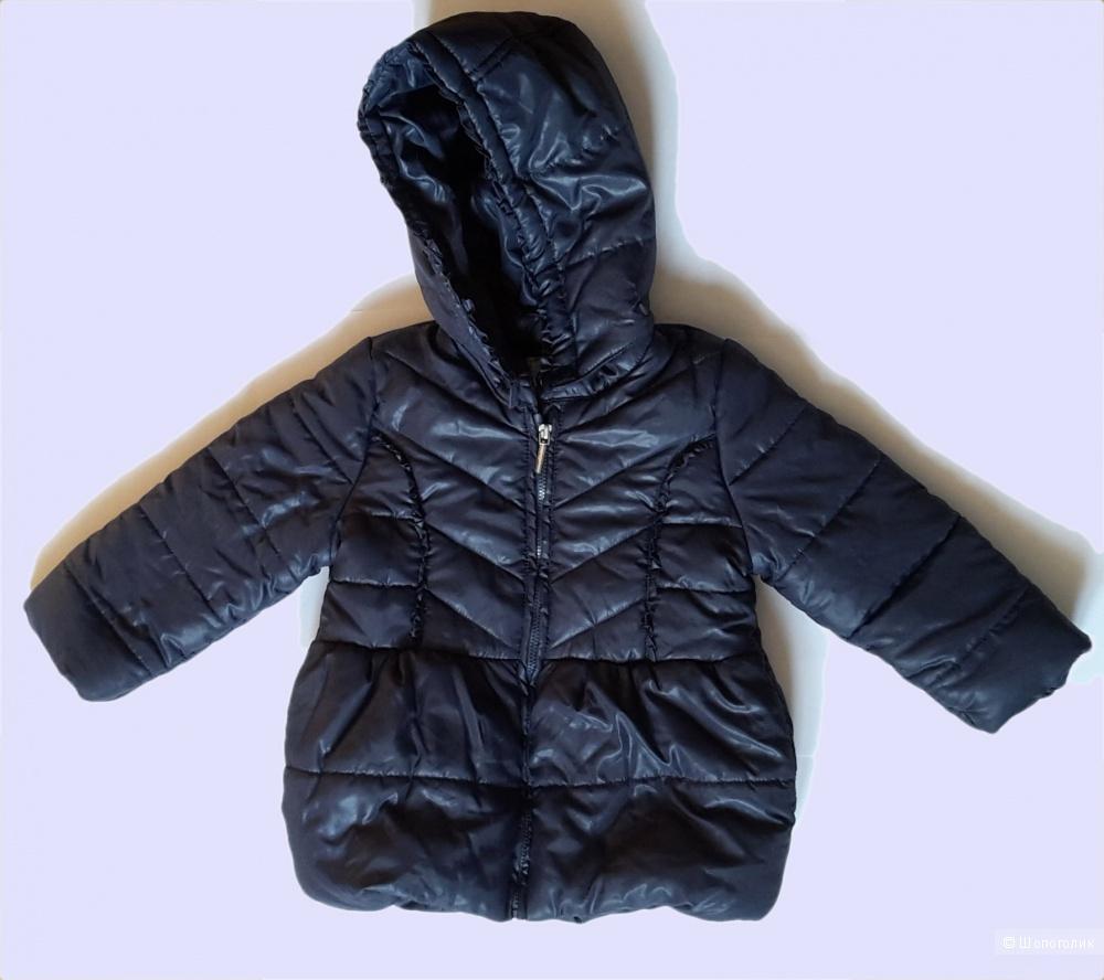 Куртка зимняя для девочки Mayoral 24 мес
