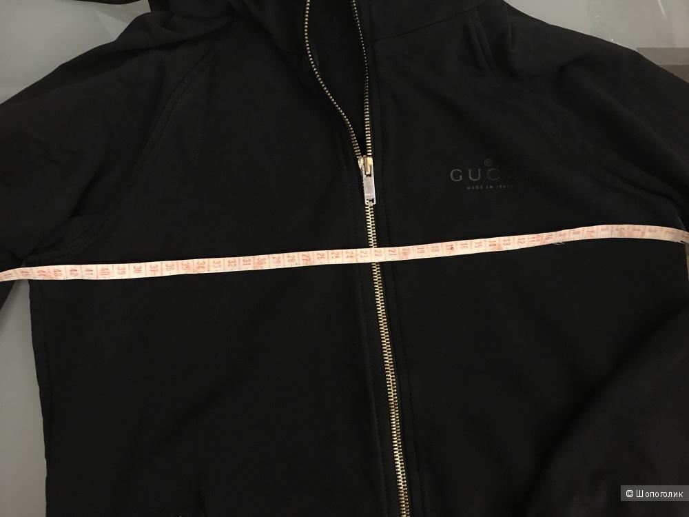 Хлопковый спортивный костюм Gucci, 48 российский размер
