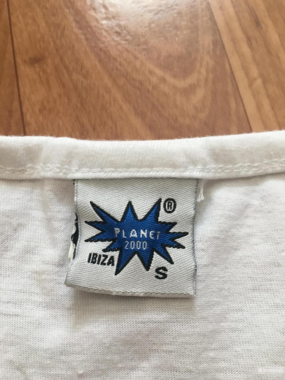 Комплект маек фирмы Zara, Tredy, Planet, размер М