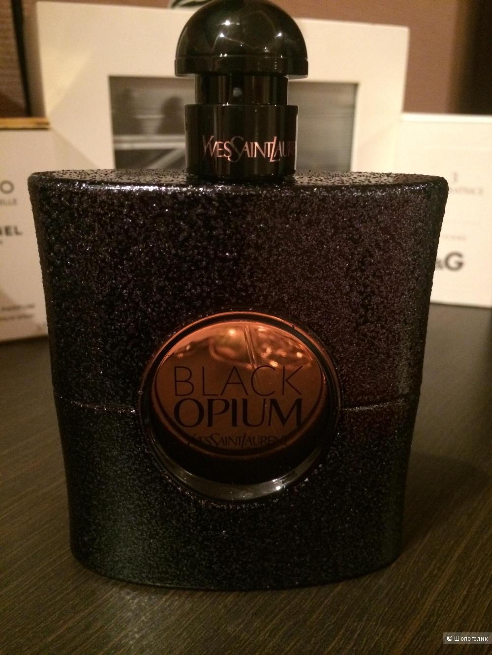 Парфюм BLACK OPIUM, 90 ml.