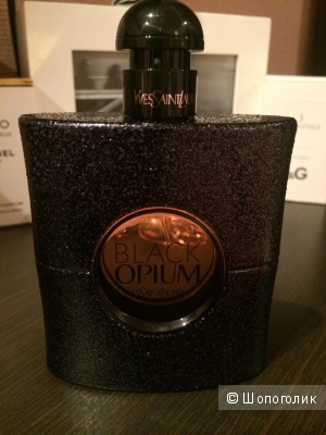 Парфюм BLACK OPIUM, 90 ml.