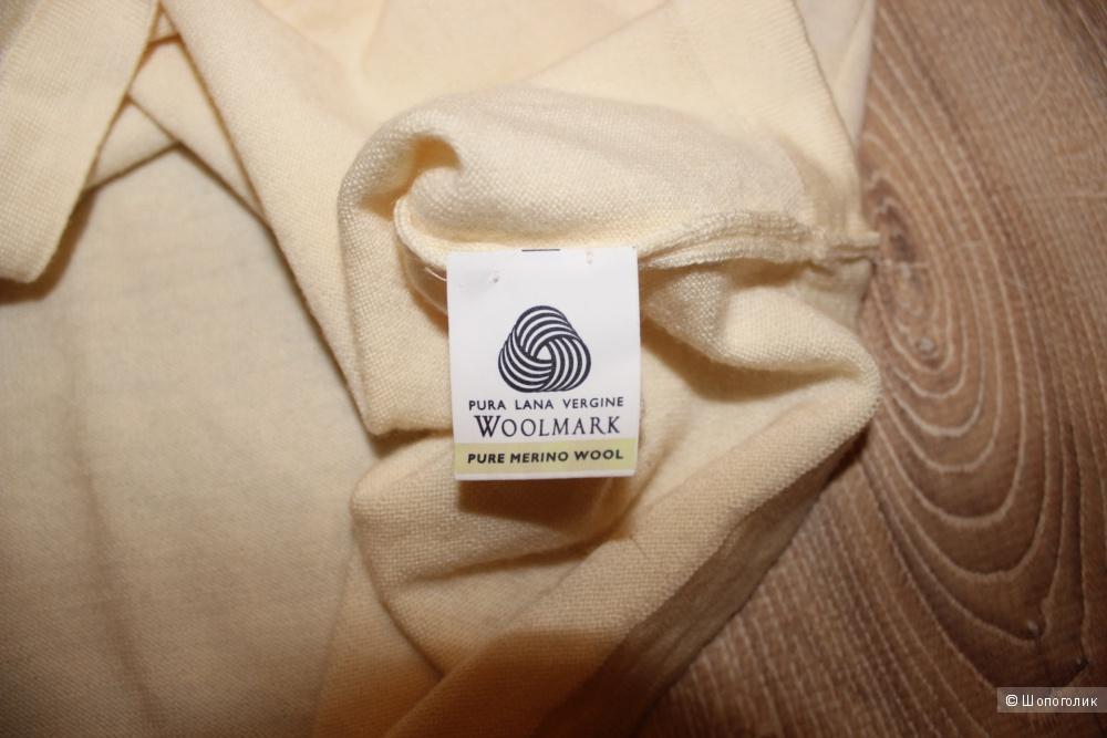 Пуловер WOOLMARK, размер 44-46